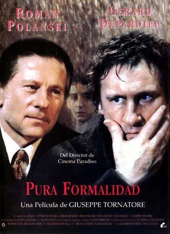 უბრალო ფორმალობა (ქართულად) - Una pura formalità / Простая формальность (1994)
